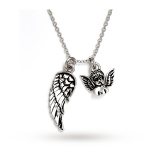 Chrysalis Guardian Angel Expandable Necklace