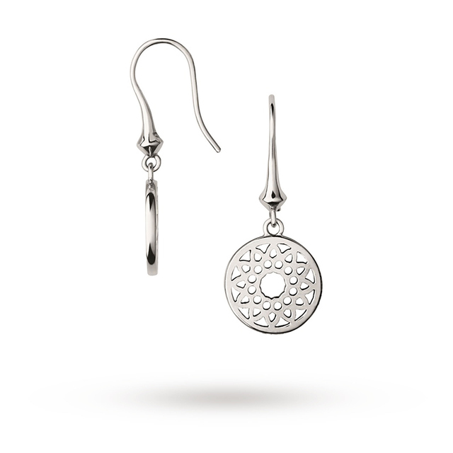 Link Of London Ladies Timeless  Small Drop Earrings