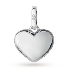 Links Of London Silver Slim Heart Charm 5030.2279