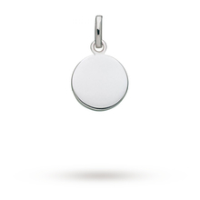 Links Of London Sterling Silver Disc Charm 5030.0259
