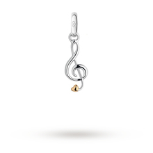 Links Of London Treble Clef Silver Charm 5030.2281