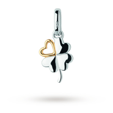 Links Of London Silver Lucky In Love Charm 5030.2284