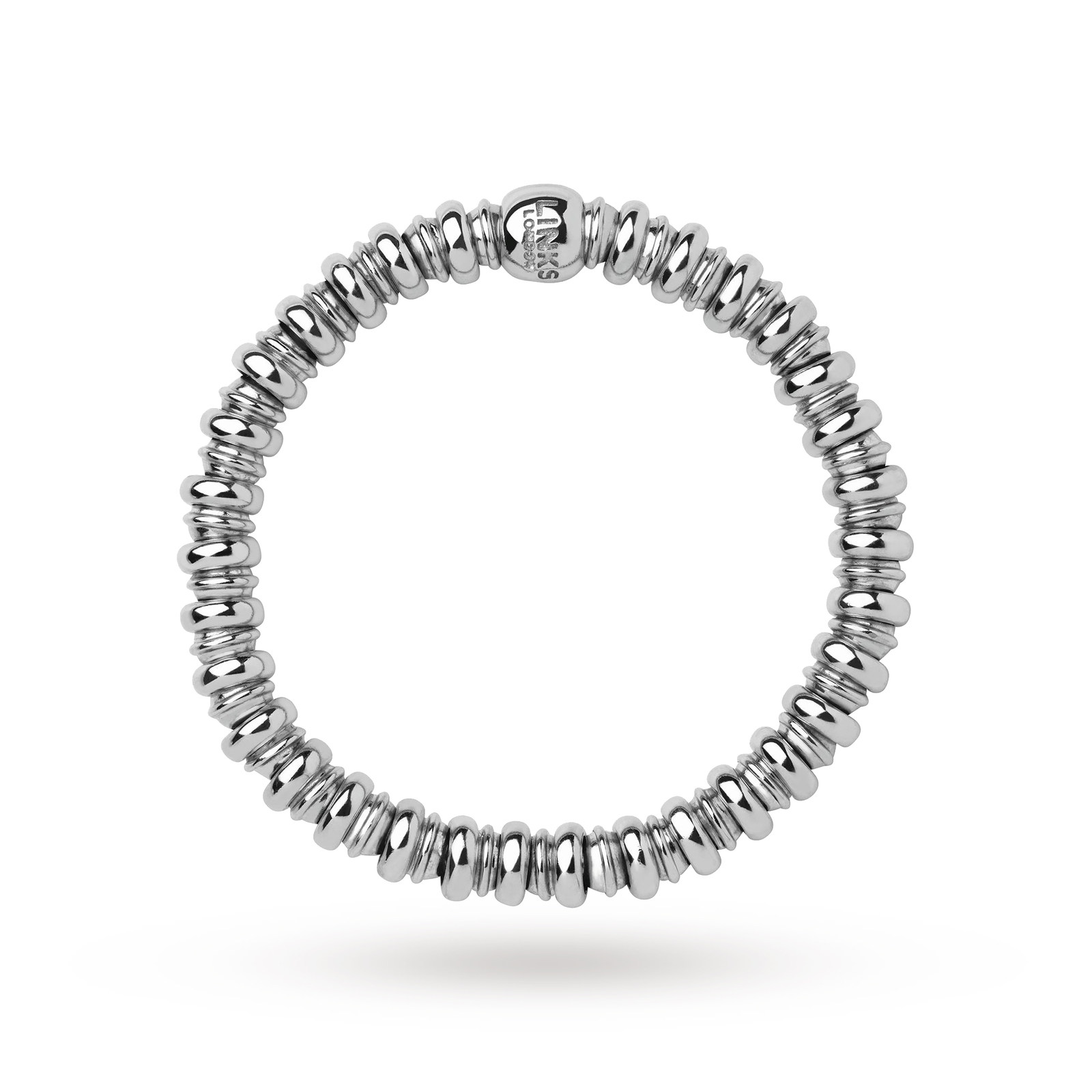 Links Of London Ladies Sterling Silver Sweetheart Ring Bracelets