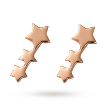 ChloBo Shooting Stars Stud Earrings