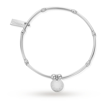 ChloBo Mini Noodle Sparkle Rice Lucky Disc Bracelet