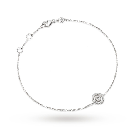 For Her - Astley Clarke Mini Icon Aura Bracelet - 36023WNOBOS