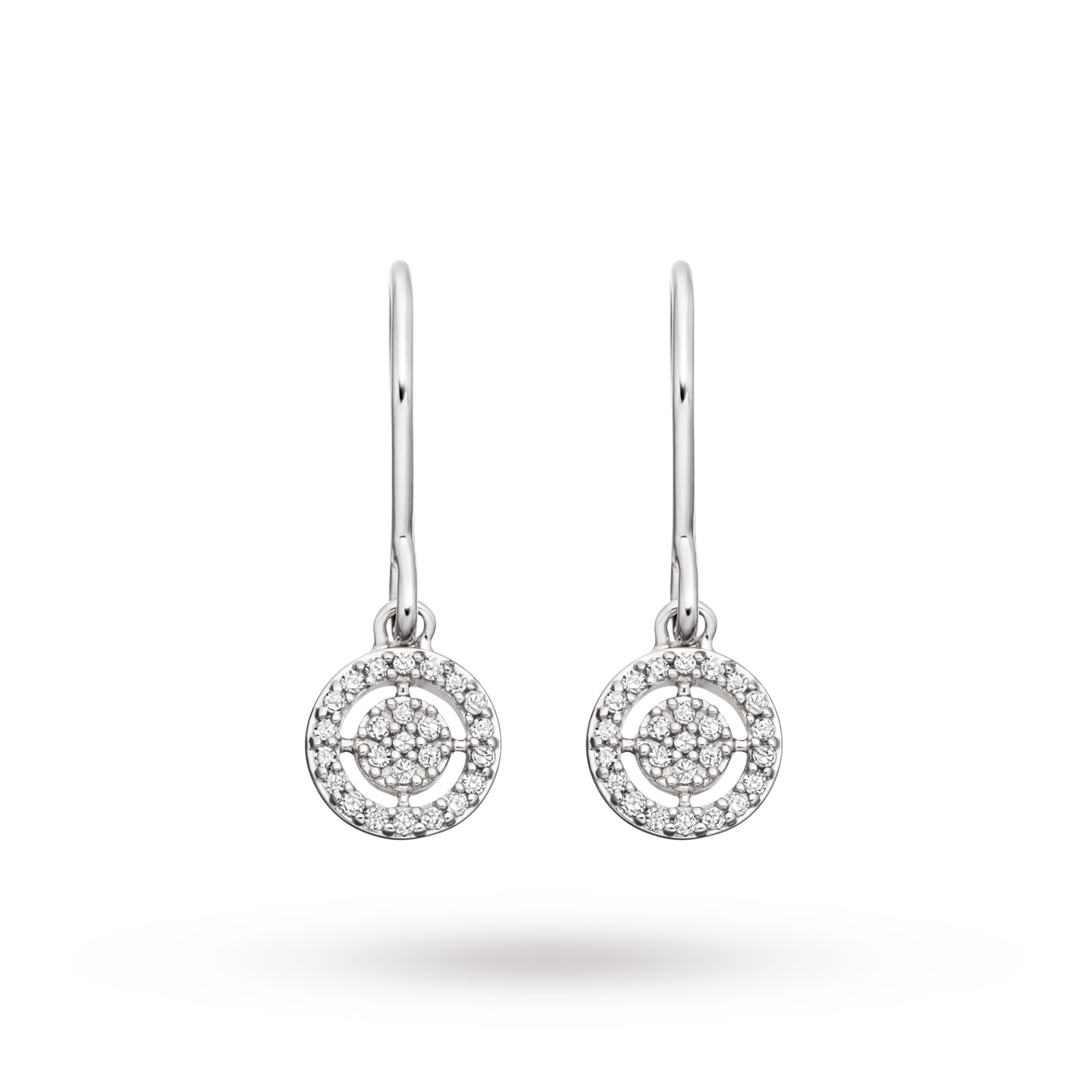 Astley Clarke Mini Icon Aura Drop Earrings