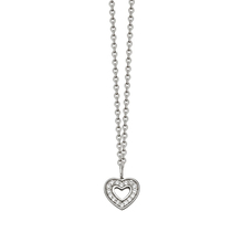 Astley Clarke Mini Heart Biography Pendant
