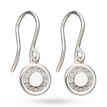 Astley Clarke Mini Cosmos Drop Earrings