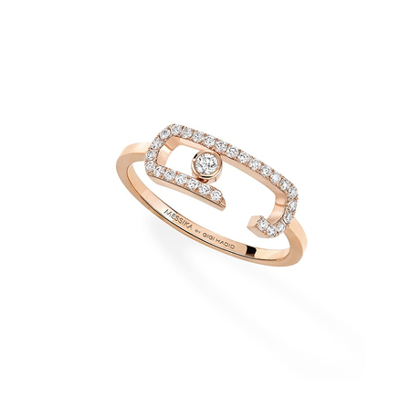 Messika Move Addiction Diamond Pave Ring