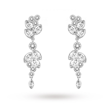 Swarovski Diapason Medium Pierced Earrings