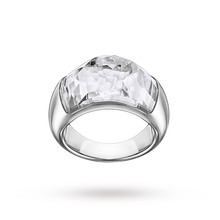SWAROVSKI Dome Ring - Ring Size Medium