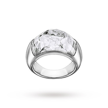 SWAROVSKI Dome Ring - Ring Size Small