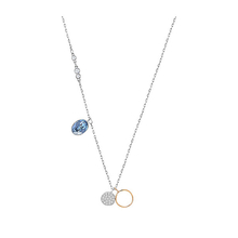 SWAROVSKI Duo Circle Pendants