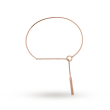 Olivia Burton Drop Bar Bracelets Rose Gold