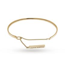 Olivia Burton Drop Bar Bracelets Gold