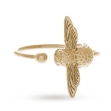 Olivia Burton Bee Rings Gold