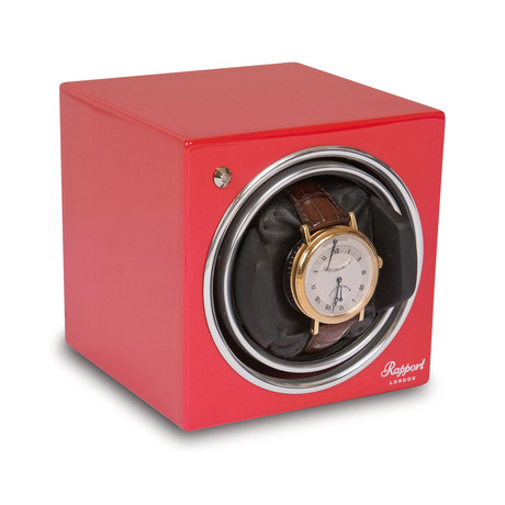 Rapport EVO Watch Winder Crimson Red