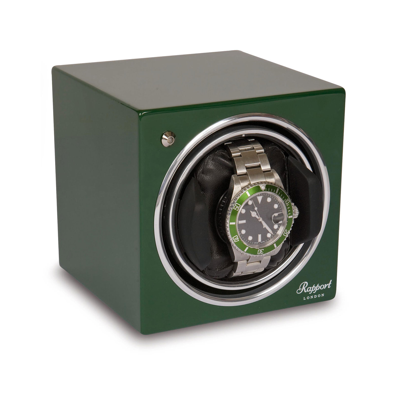 Rapport EVO Watch Winder Racing Green