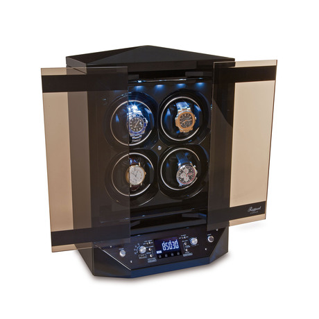 Rapport Templa Ebony Watch Winder