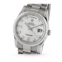 Pre-Owned Rolex Day-Date Mens Watch
