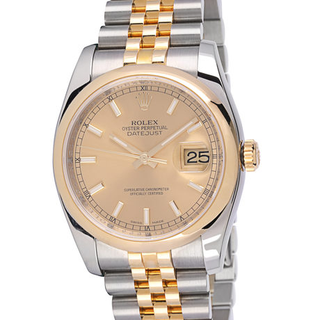 Pre-Owned Rolex Datejust Mens Watch