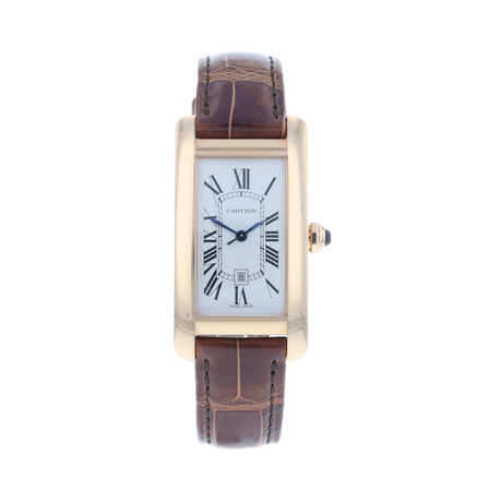 Pre-Owned Cartier Americaine