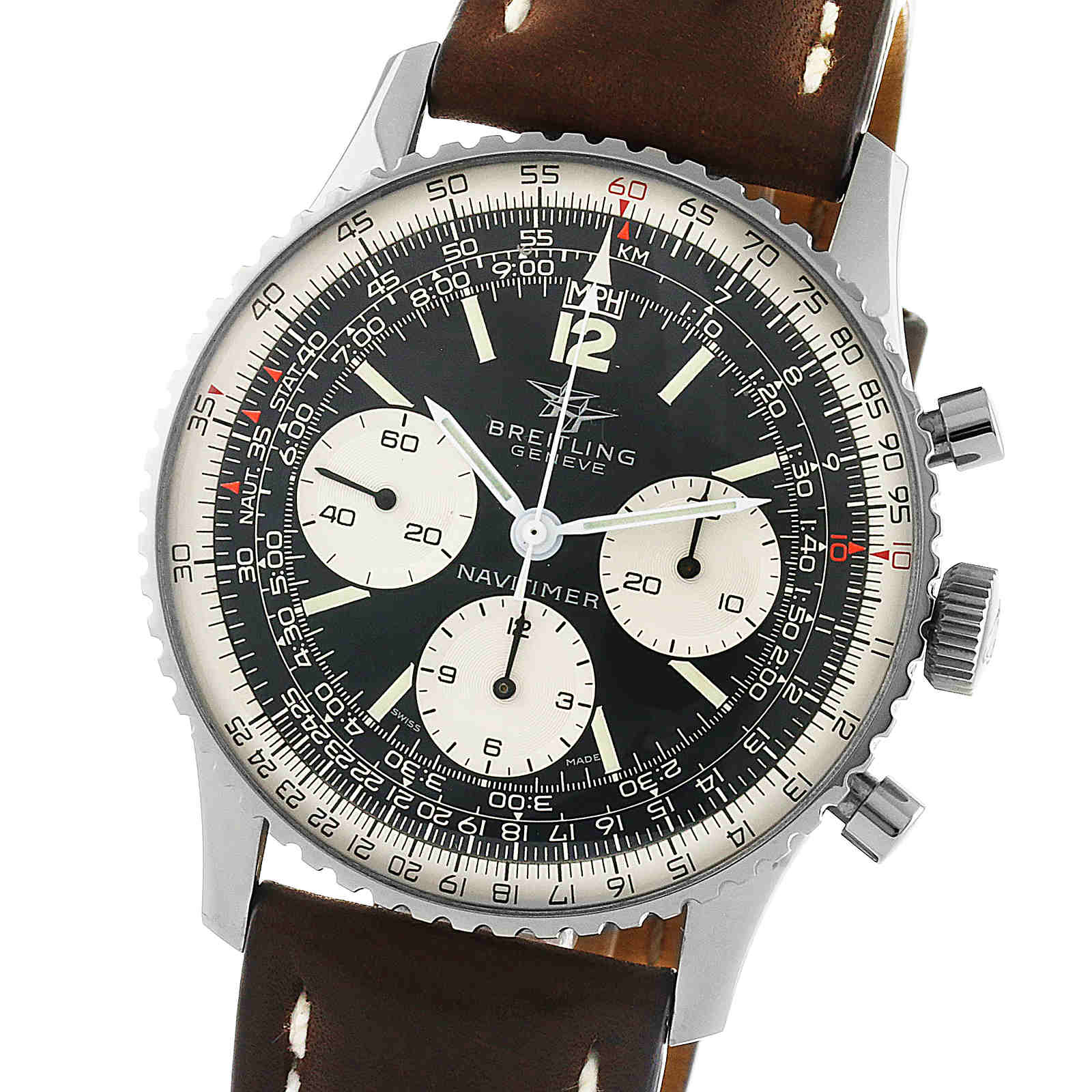Pre-Owned Breitling Navitimer Mens Watch