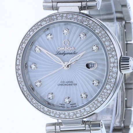 Pre-Owned Omega Ladymatic