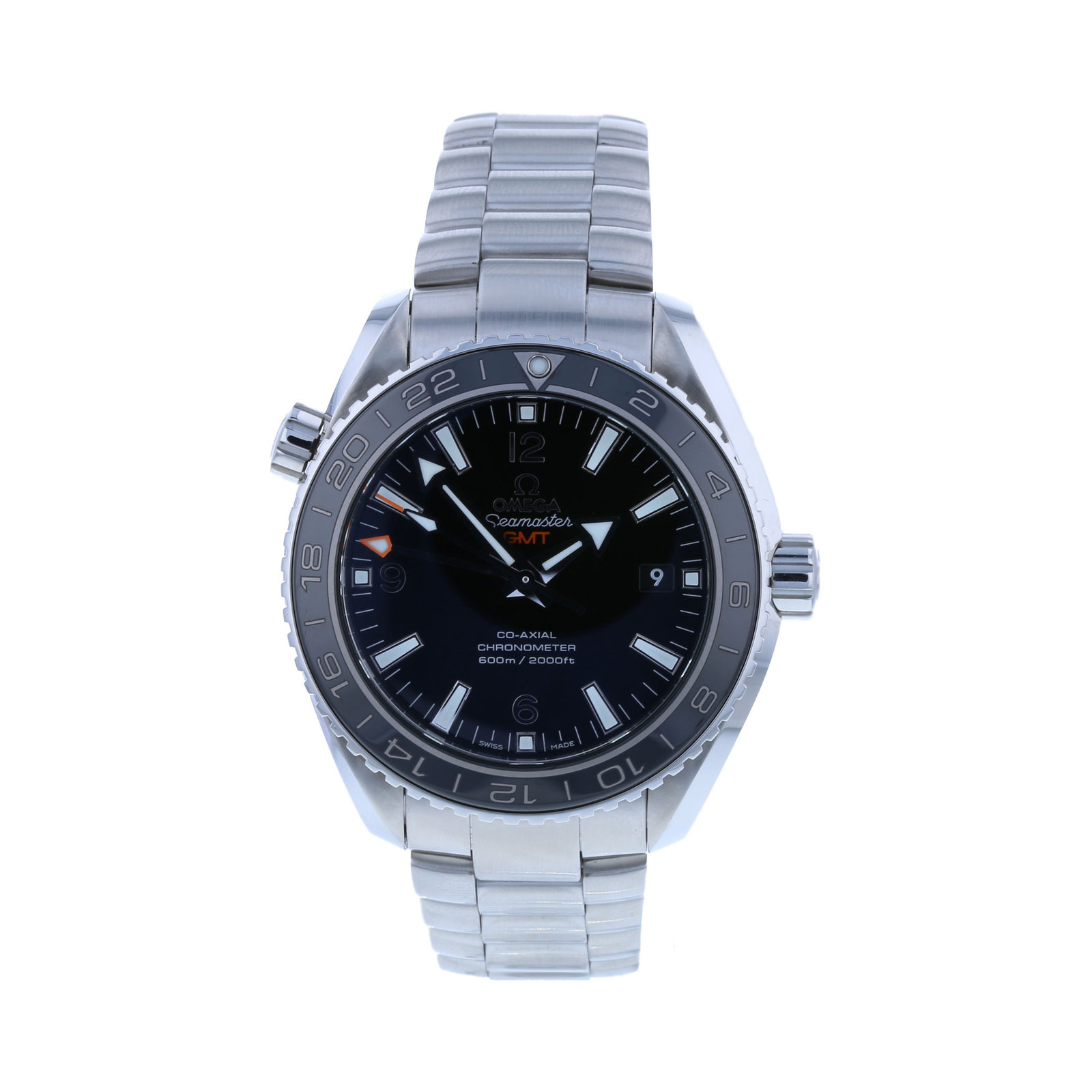 Pre-Owned Omega Planetocean Men's Watch