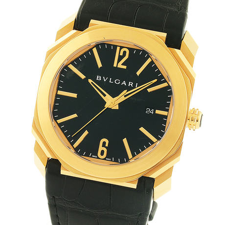 Pre-Owned Bulgari Mens Watch