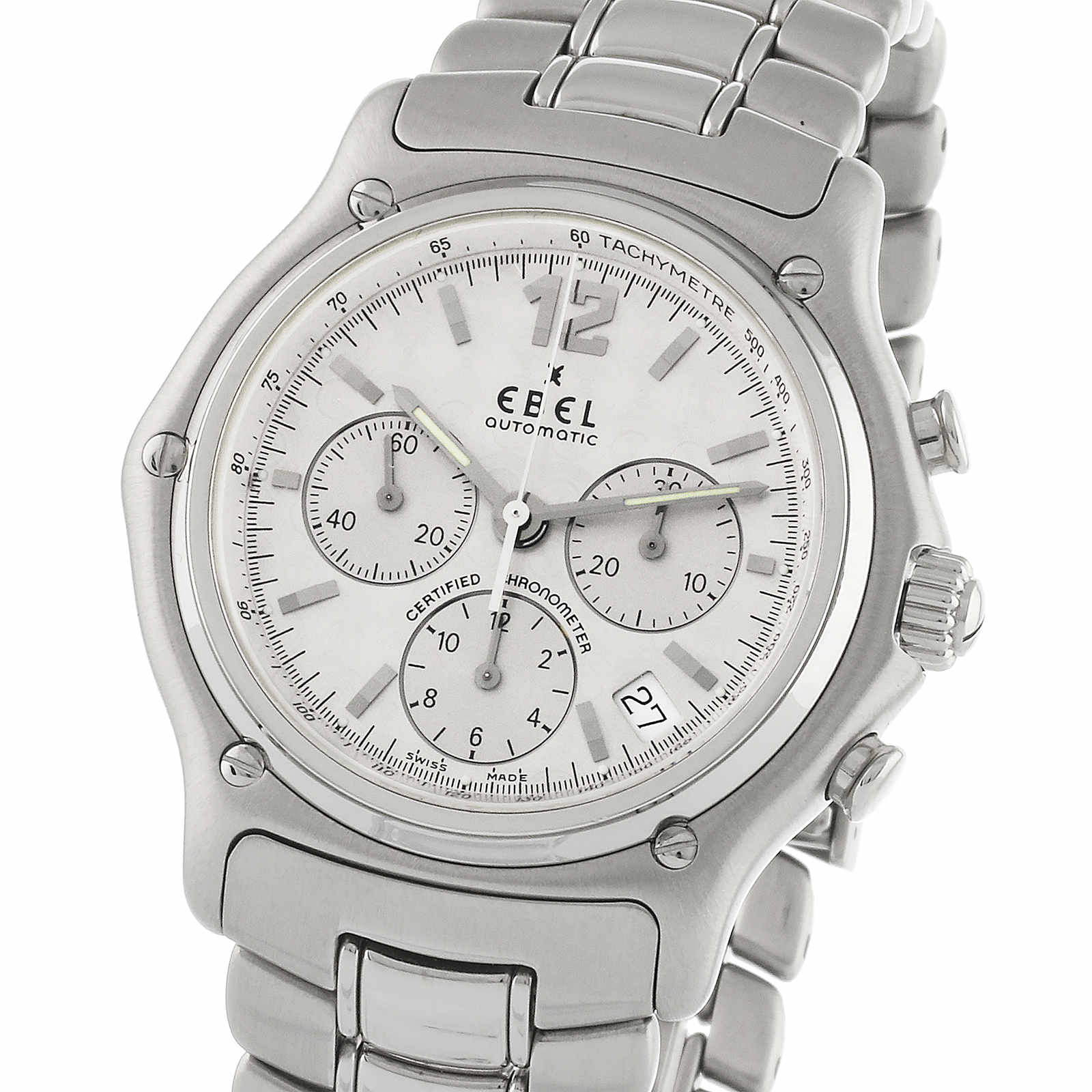 Pre-Owned Ebel 1911 Mens Watch