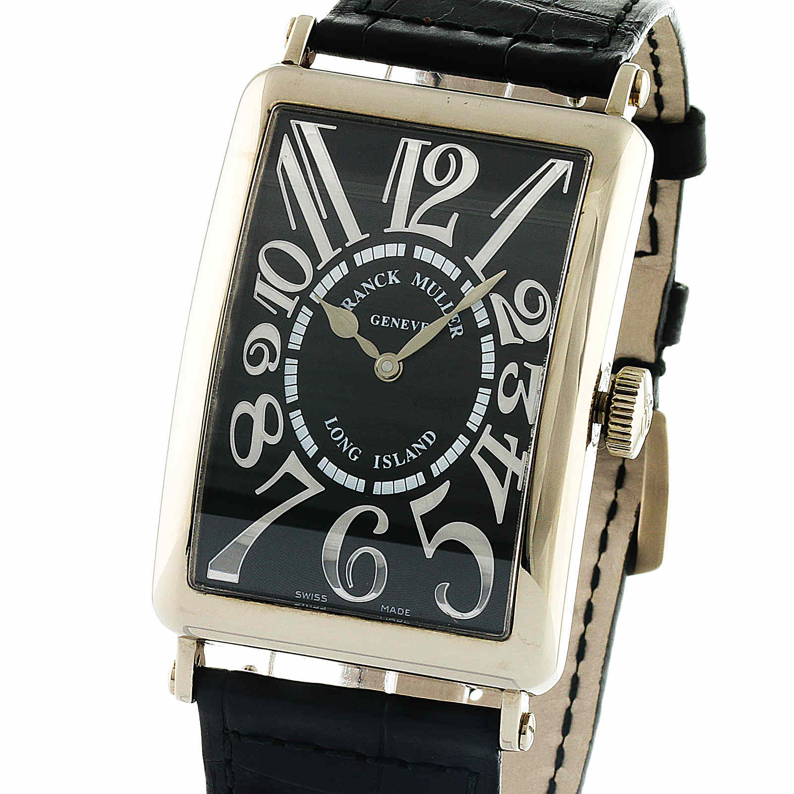 Pre-Owned Franck Muller Long Island Mens Watch