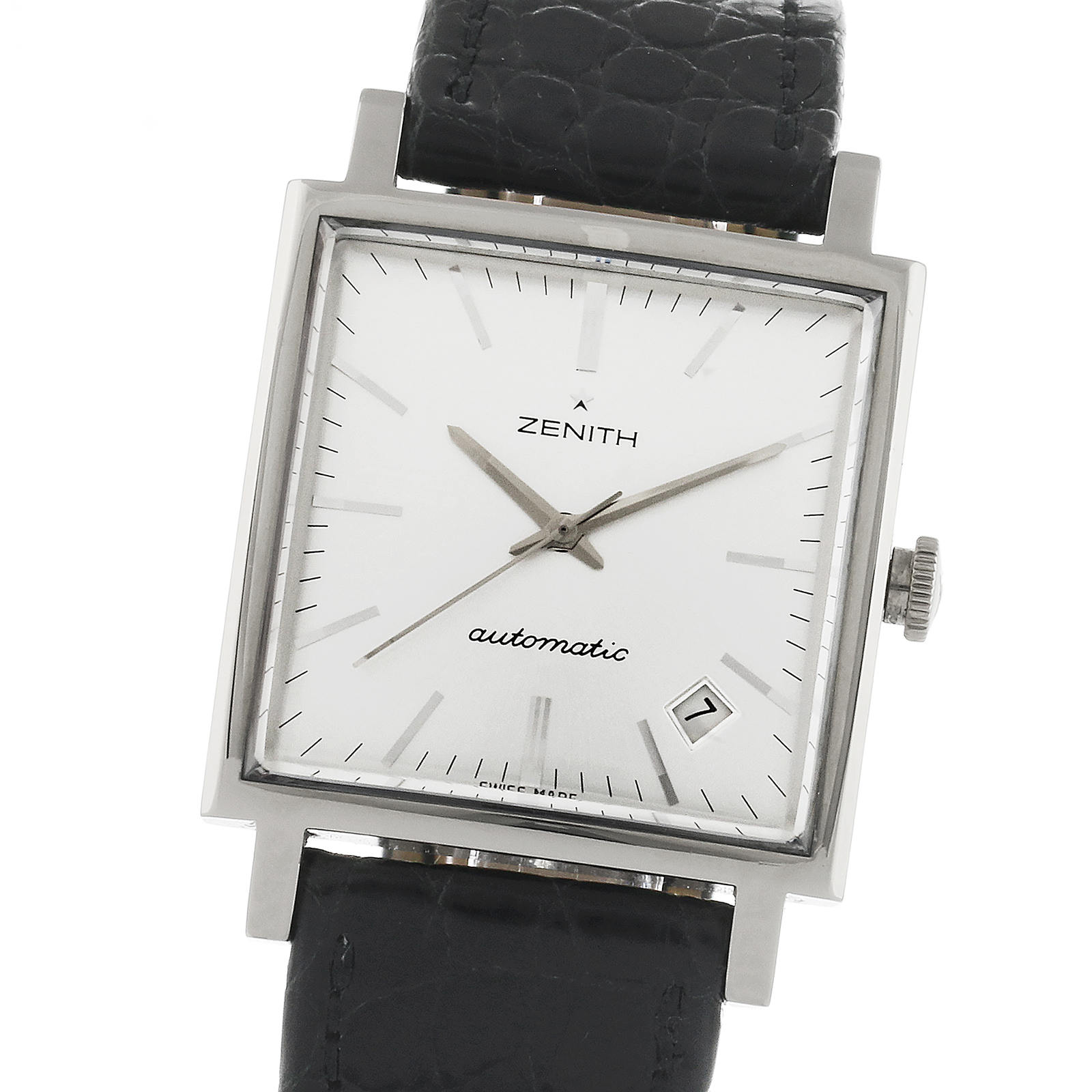 Pre-Owned Zenith Vinatge 1965 Mens Watch