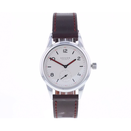 Pre-Owned NOMOS Glashutte Club
