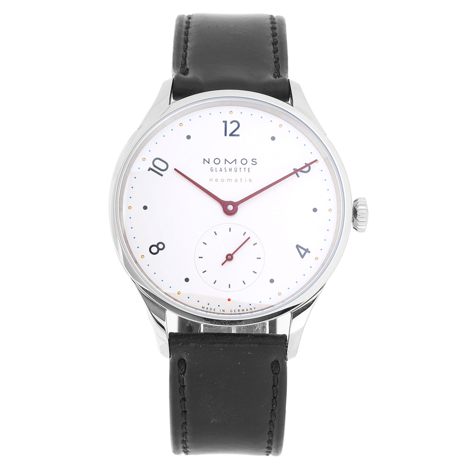 Pre-Owned NOMOS Glashutte Minimatik Men's Watch, Circa 2016