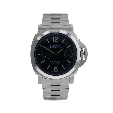 Pre-Owned Panerai Luminor Marina Mens Watch