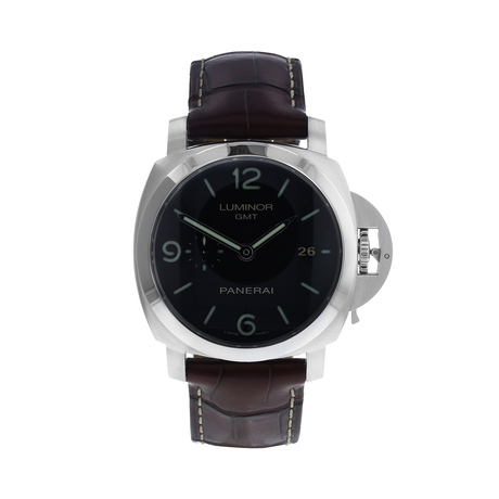 Pre-Owned Panerai Luminor 1950 GMT Mens Watch
