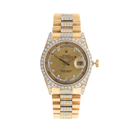 Pre-Owned Rolex Day-Date 36