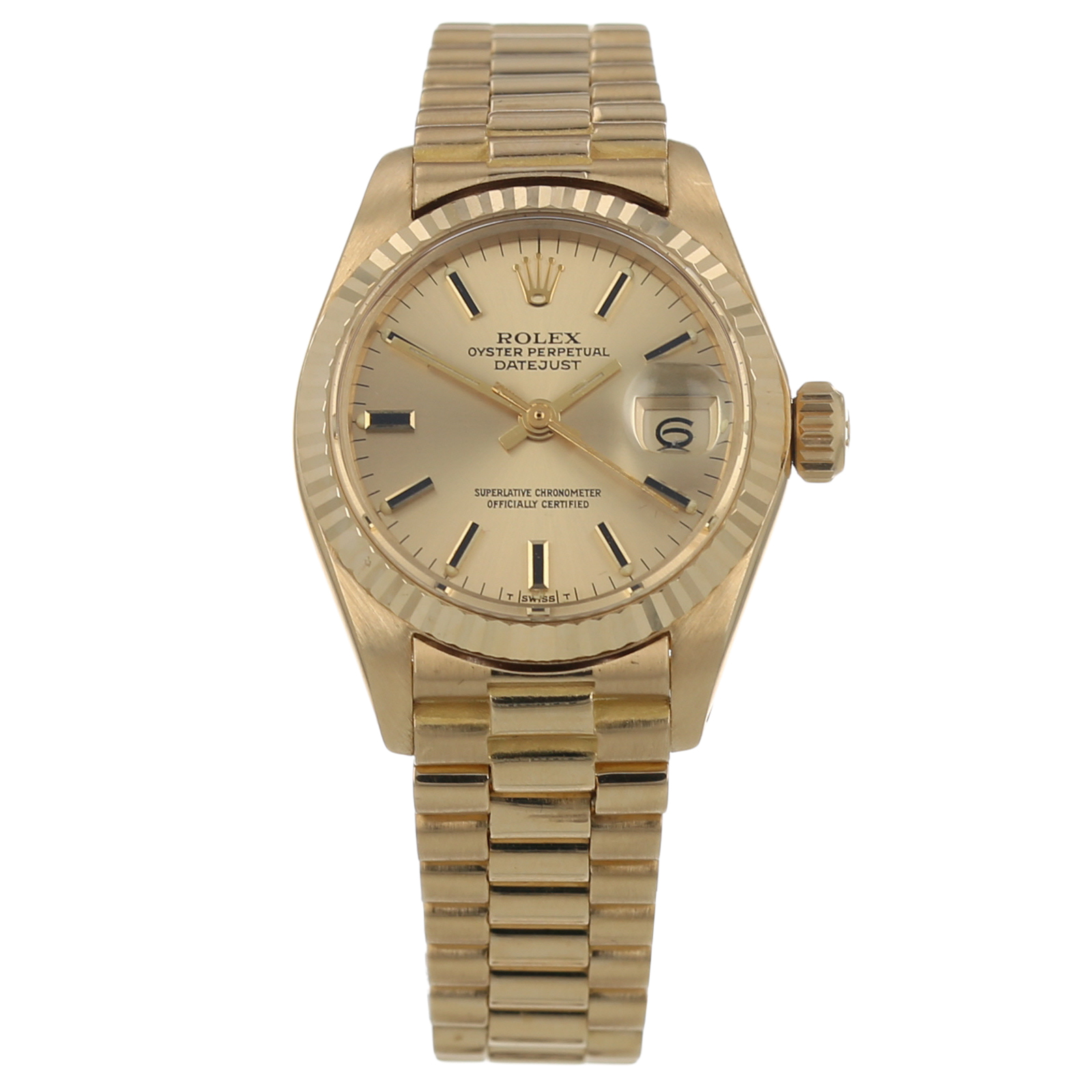 Pre-Owned Rolex Lady Datejust Ladies Watch