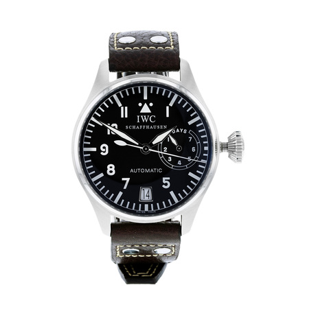 Pre-Owned IWC Pilot Men's Watch