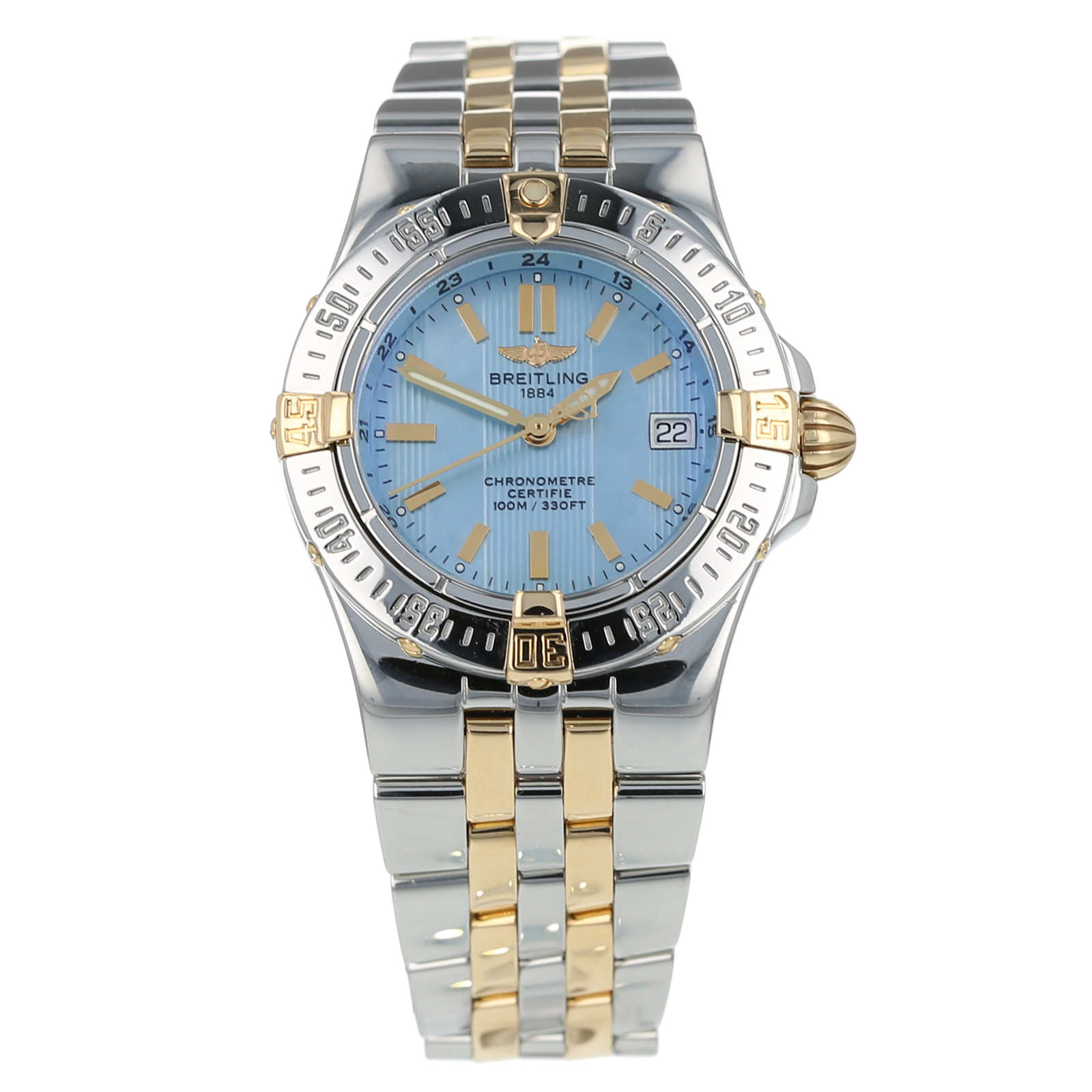 Pre-Owned Breitling Ladies Watch, Circa 2009