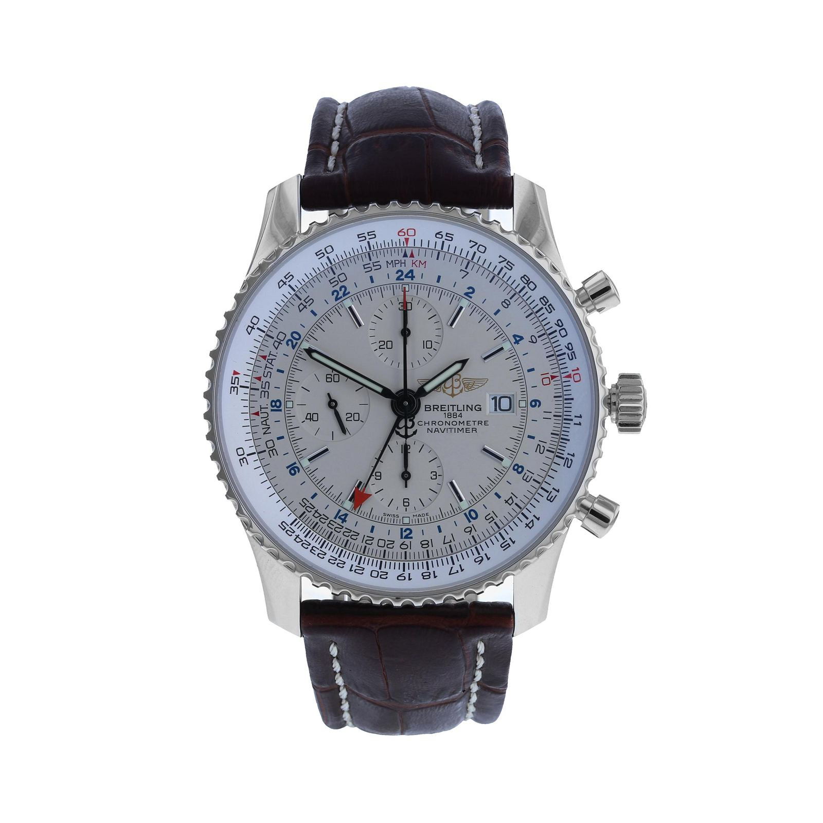 Pre-Owned Breitling Navitimer Men's Watch