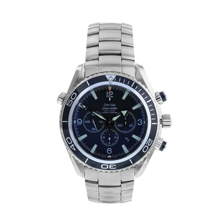 Pre-Owned Omega Planet Ocean Men's Watch, Circa 2010