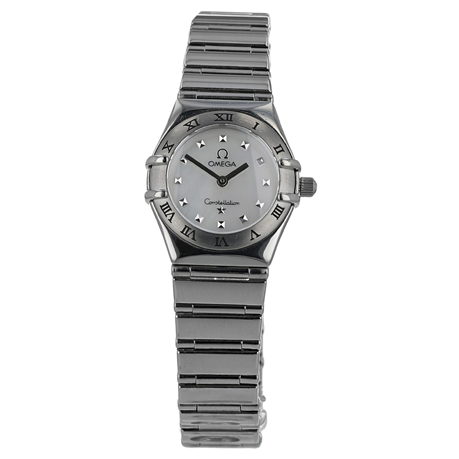 Pre-Owned Omega Constellation Ladies Watch, Circa 2009
