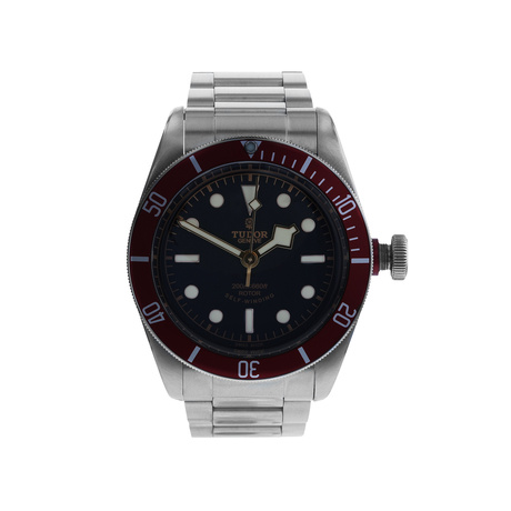 Pre-Owned Tudor Heritage Black Bay Mens Watch