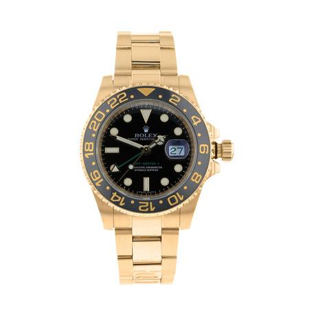 Pre-Owned Rolex GMT Master II, Circa 2006