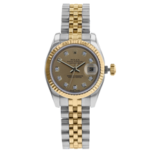 Pre-Owned Rolex Datejust Ladies Watch, Circa 2009