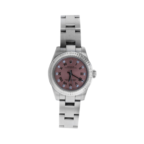 Pre-Owned Rolex Oyster Perpeutal