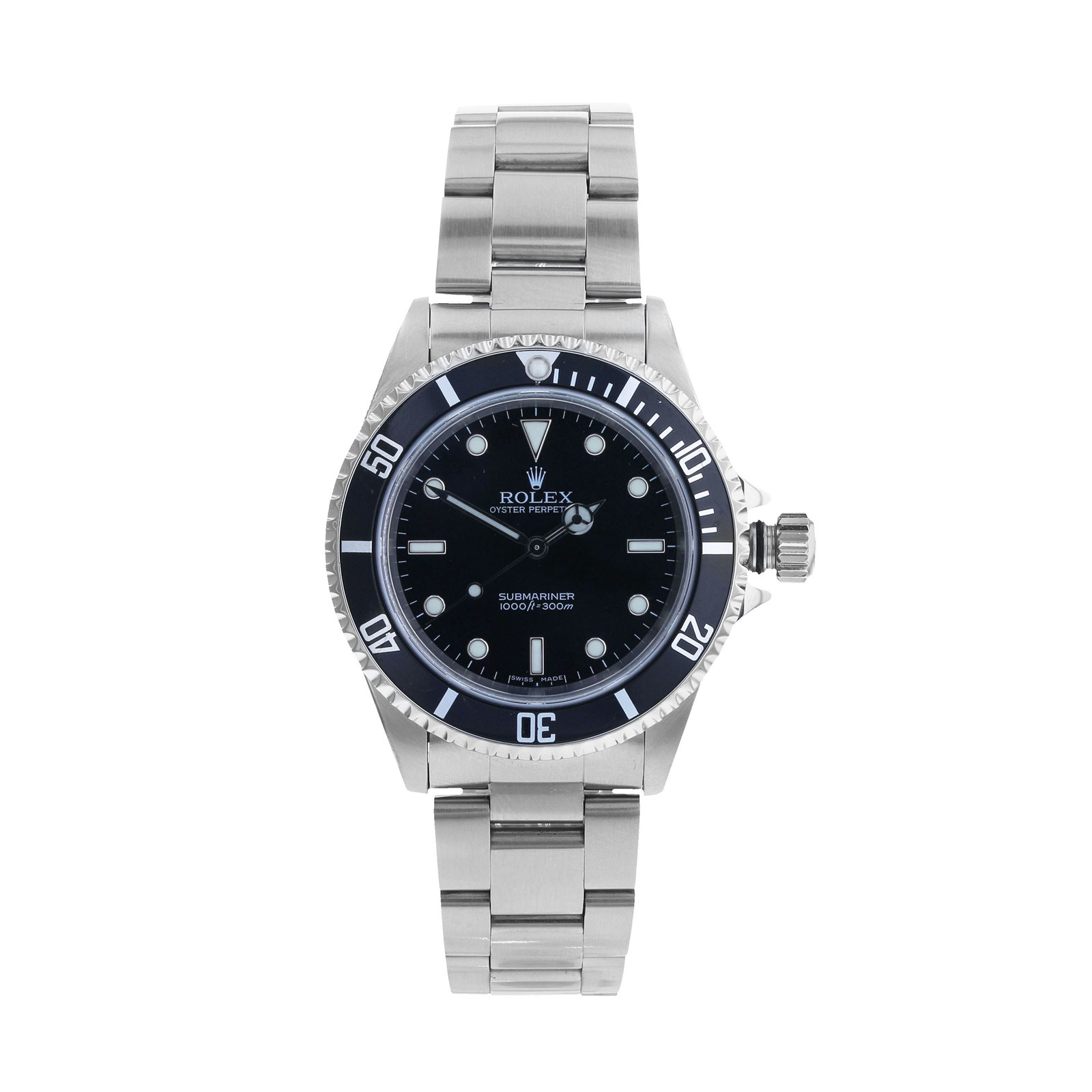 Pre-Owned Rolex Submariner Men's Watch, Circa 2005